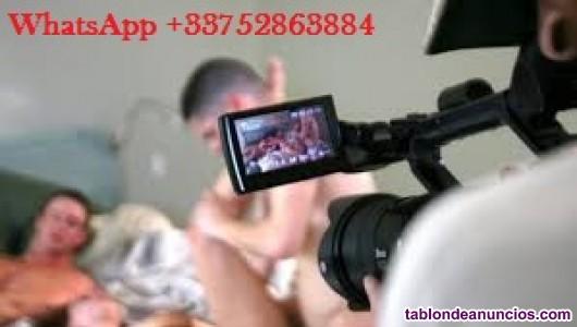 Película de rodaje para Actriz PORNOGRAFICA +33752863884