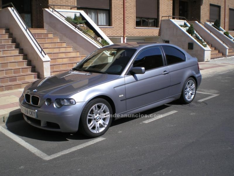tabl n de anuncios com bmw 320 td compact pack m con fotos coches. Black Bedroom Furniture Sets. Home Design Ideas
