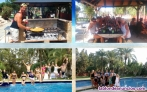 Gran chalet alquiler completo para grupos. Max 30 pers. Piscina, bbq, playa