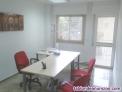 Alquiler de despachos, consulta, oficinas, aulas de formacion, sala de reuniones