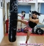 Muay thai & kick-boxing clases particulares