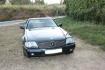 Mercedes benz sl 500 cabrio año 1989