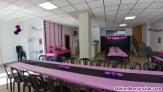 Alquiler de sala de reuniones, local para eventos 130 m2