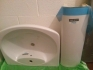 Vendo conjunto de lavabo con pedestal y bide