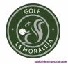 Vendo acci�n golf la moraleja