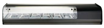 Fotos del anuncio: Vitrina fria de tapas con 4 bandejas nueva