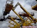 Plataforma elevadora articulada diesel haulotte ha 12-16-18-20 px