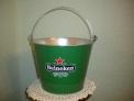 Fotos del anuncio: Cubo metálico enfriador cerveza Heineken