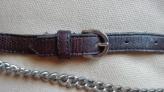 Fotos del anuncio: Cinturon kenzo cuero y cadenas