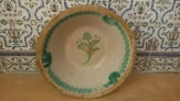 Fotos del anuncio: Vendo lebrillo antiguo de ceramica granadina
