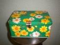 Caja de cola cao (edici�n flores amarilla)
