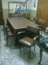 Venta de mesa, 8 sillas y 4 sillones