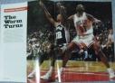 Fotos del anuncio: Michael Jordan - Revista especial de la temporada del récord 72-10 (1996)