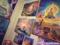 Fotos del anuncio: Vendo lienzos  exclusivos  firma klimon, pintura espiritual