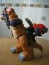 Dinosaurio mega t-rex de mattel.
