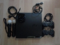 Ps3 + 2 mandos move + 2 manos dualshock + camara