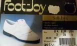 Fotos del anuncio: Zapatos golf footjoy sra spikeless blanco talla 35
