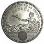 ¡ocasion! moneda de plata 2000 pesetas