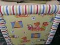 Cabeceros tapizados 2 para niños