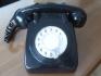 Teléfono francés años 60. Vintage