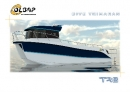 Trimaran olbat tr8 diving
