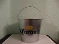 Fotos del anuncio: Cubo enfriador metálico cerveza CORONA