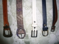 Cinturones de señora