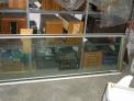 Hojas de cristal para puerta automática
