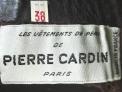 Fotos del anuncio: Falda de cuero pierre cardin