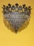 Fotos del anuncio: Vendo lampara lagrimas cristal strass y dos apliques haciendo juego