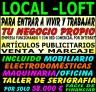 Fotos del anuncio: Local adaptado a LOFT y oficina/taller/Venta Articulos Publicitarios en Internet