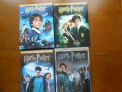 Harry potter en dvd