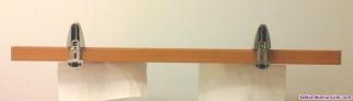 Fotos del anuncio: 3 baldas fijar pared.