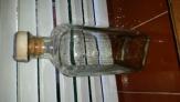 Fotos del anuncio: Botellas cristal cuadrada tapón madera-corcho