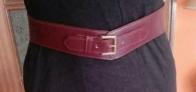 Fotos del anuncio: Cinturon ancho kenzo