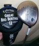 Madera callaway nº4 great big berthaii grafito lady seminueva