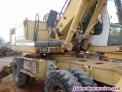 Excavadora de ruedas liebherr a 902 litronic 4 p
