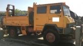 Camion uro 4x4 para despiece
