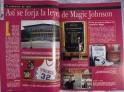 Fotos del anuncio: Coleccionable de Magic Johnson (2000)