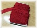 Fotos del anuncio: Vendo pieza de fleco rojo para confeccion flecos gaitas