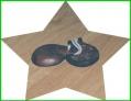 Fotos del anuncio: Vendo castañuelas de bubinga