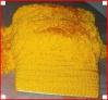 Fotos del anuncio: Vendo pieza de fleco amarillo para confeccion flecos gaitas
