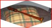 Vendo puntero de ayucong eucola en si bemol con buja para gaita