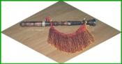 Fotos del anuncio: Vendo ronquillo de bubinga para gaita