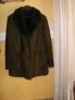 Fotos del anuncio: Venta chaqueton de señora, de piel marron, talla 44