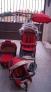 Trío de paseo: silla, capazo y cuco