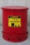 Cubo de seguridad antiincendios