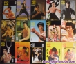 Colección completa de revistas ''bruce lee''