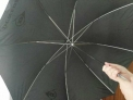 Paraguas nuevo a estrenar