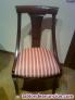 Fotos del anuncio: Venta mesa y 4 sillas comedor